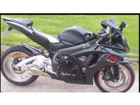 MINT low milage GSXR750 may px focus st , Astra vxr , Bmw , audi, why ???