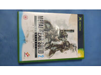 Metal Gear Solid 2: Substance (2002) XBOX