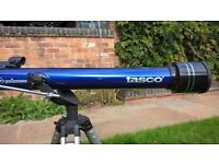 Telescope-Tasco Galaxee,complete with lenses and instructions.Hardly used.Fab Xmas present