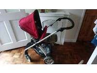 Mamas and Papas pushchair. From birth