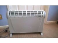 DeLonghi Electric convection heater. 2kw with thermostatic control, Very good condition.