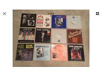 100+ vinyl records including The Beatles & Sinatra