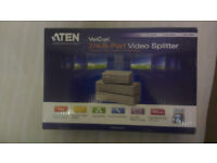 ATEN 2 Port Video Splitter VS-92A