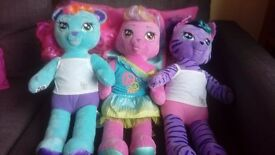 Build a bear honey girls bundle