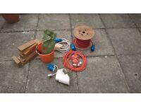 Essential caravanning/ motor home items