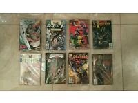 Comic books (various collections)