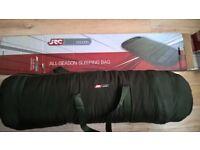 jrc all season sleeping bag