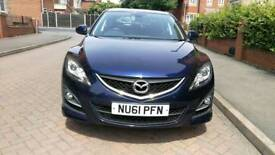 2012 Mazda6 2.2 D TS2 5dr Low Mileage. 1 previous owner.