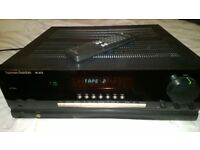 A lovely large Harman Kardon HK 3470 Remote controlled receiver power amp