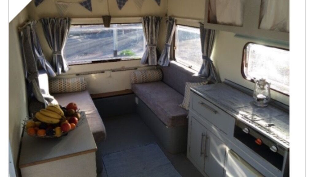 1984 Esterel Folding Caravan 4 5 Berth In Nottingham