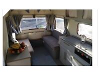 1984 Esterel Folding Caravan 4/5 berth