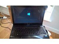 Laptop Asus K52JB CPU i5 4GB RAM Windows 10