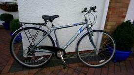 SARACEN mens 7speed bike