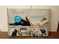 Laptop Laidback V3.0 - Laptop Bed Table