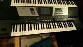 Rowland VA 7 professional keyboard