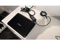WINDOWS 10 SAMSUNG NOTEBOOK N130 LAPTOP INTEL ATOM 2GB 160GB HDD