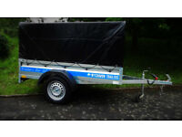 Trailer 750 kg full legal UK /EU