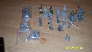 Lot Of Lead Soldiers