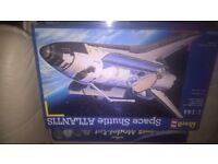Revell 1:144 Space Shuttle Atlantis Brand New unopened in box