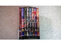 Red Dwarf Series 1 - 8