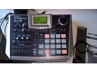 Roland SP-606 sampler/sequencer/effects unit - Rare.