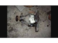 Bmw e30 welded rear diff