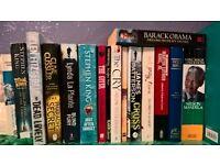 Book Job lot