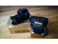 Brand NEW Camera Nikon D5300