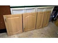 11 x kitchen cupboard doors
