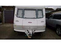 Elddis Knightsbridge 380/2 1998 2 berth Single axle caravan