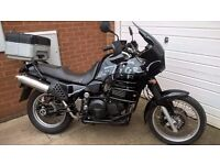 TRIUMPH TIGER 885/900 TRIPLE TRAIL BIKE 1996 MODEL OFFERS / PX / SWAP / WHY