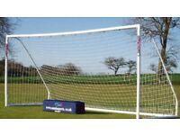 Pair of samba 9 a side goals