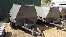 Tradesman Trailers from John Papas Trailers. Australian Made. Welshpool Canning Area Preview