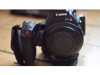 Canon C100 Mark II with 24-105mm Lens Kit andAccesories