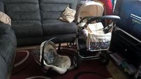 Uberchild Pram and Car seat