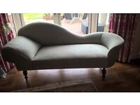 Chaise Longue..light Green..original French