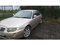 2004 Rover 75 cdti connoisseur. Face lift model. Fsh. 3 MONTHS WARRENTY . 4 BRAND new tyres. Valet.