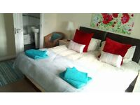 2 Double bedrooms 1 en-suite Furnished Flat With views of the River and Kessock Bridge