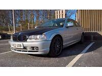 BMW 330Ci 2002 123k, long mot