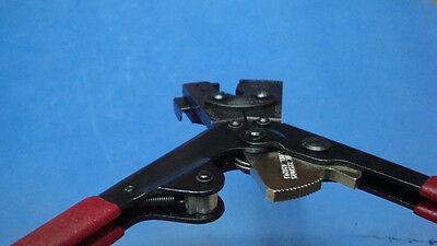 Molex Crimper Htr 7176 Crimp Hand Tool 11-01-0097 Looks Unused