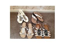 Ladies sandals bundle