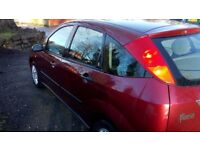 1998 Ford Focus Ghia (Repair or Spares)