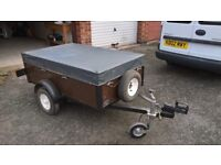 Trailer 5ft by 3ft