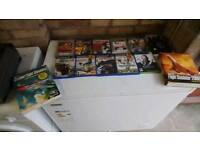 Ps2, xbox 360, pc games