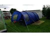Hi gear rock 5 tent and canopy