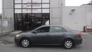 2012 Toyota Corolla C PACKAGE VITRES PORTES ELECTRIQUE CRUISE CO