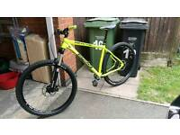 Whyte 529 mtb. 2017 as new/ upgraded