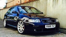 2001 Audi S3 8l Facelift (AMD Stage 2)