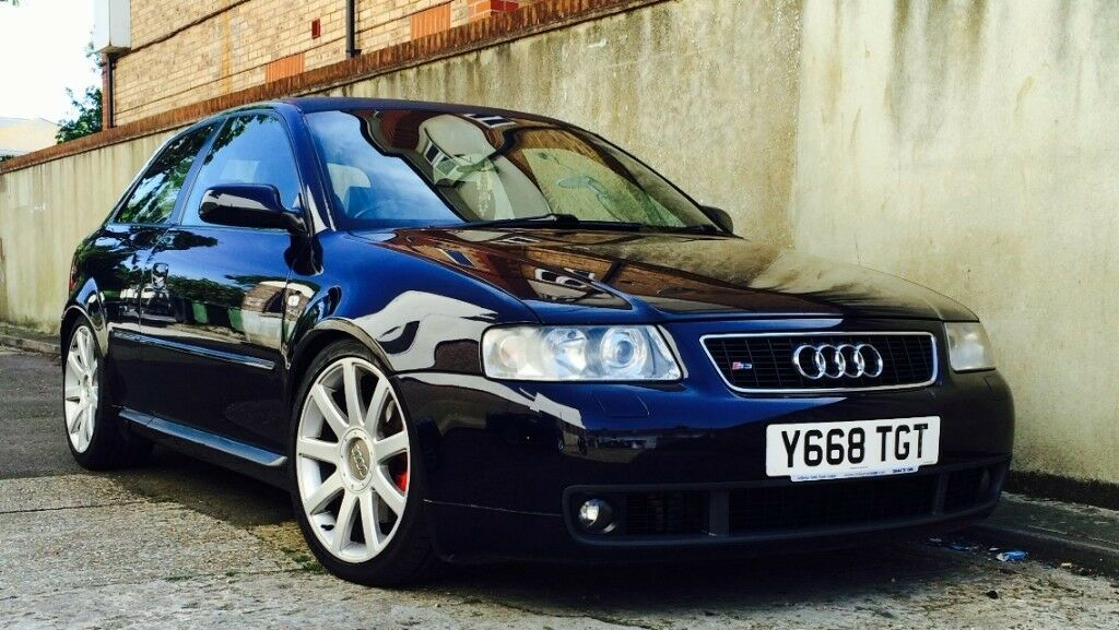 2001 audi s3 8l facelift amd stage 2 now sold sold sold sold in littlehampton west. Black Bedroom Furniture Sets. Home Design Ideas