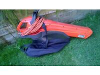 Flymo garden Vac and leaf blower 2700 turbo